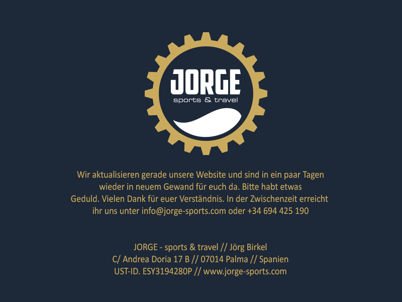 JORGE // sports & travel